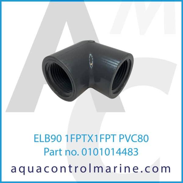 ELB90 1FPTX1FPT PVC80