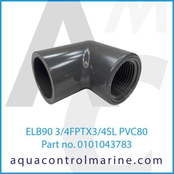 ELB90 3_4FPTX3_4SL PVC80