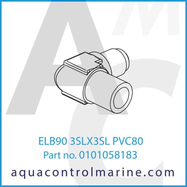 ELB90 3SLX3SL PVC80