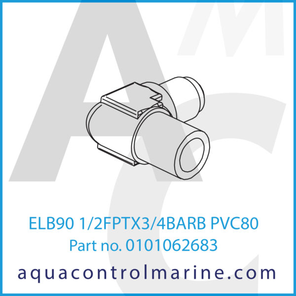 ELB90 1_2FPTX3_4BARB PVC80