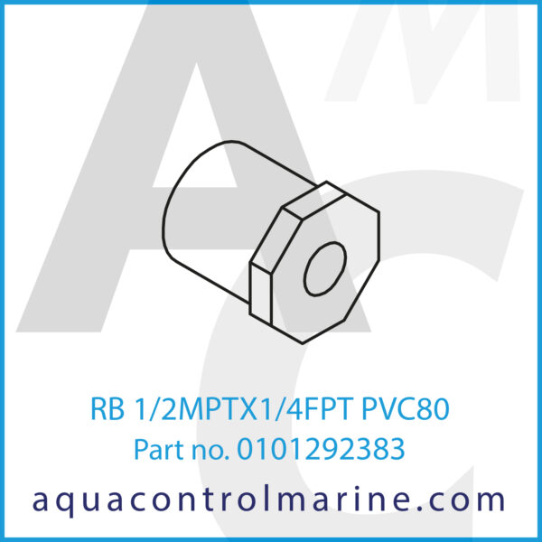 RB 1_2MPTX1_4FPT PVC80