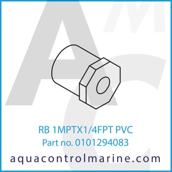 RB 1MPTX1_4FPT PVC