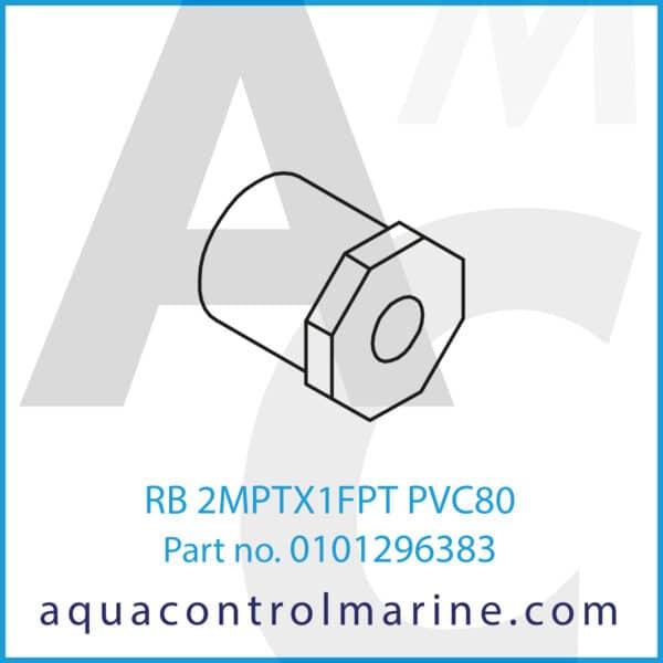 RB 2MPTX1FPT PVC80
