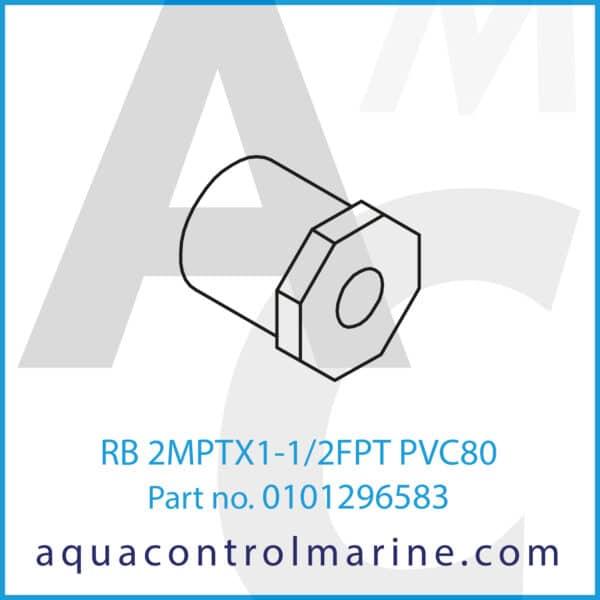RB 2MPTX1-1_2FPT PVC80