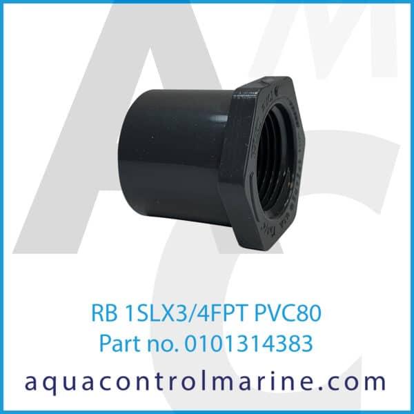 RB 1SLX3_4FPT PVC80