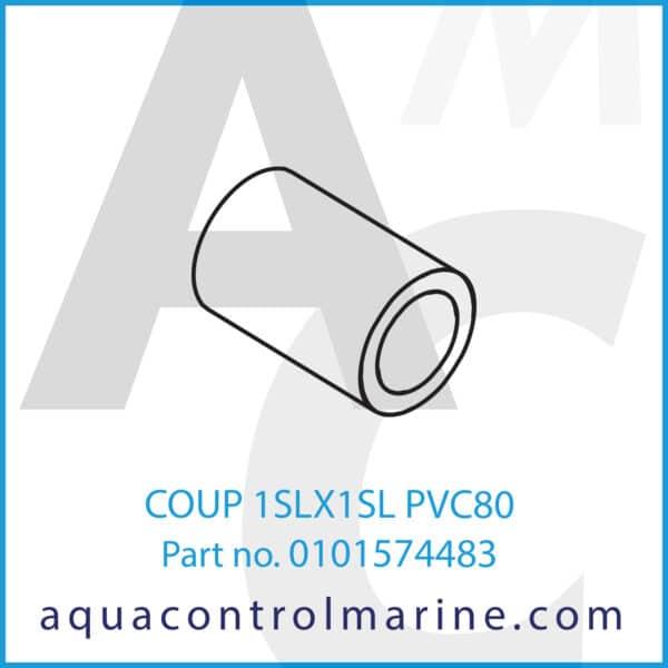 COUP 1SLX1SL PVC80