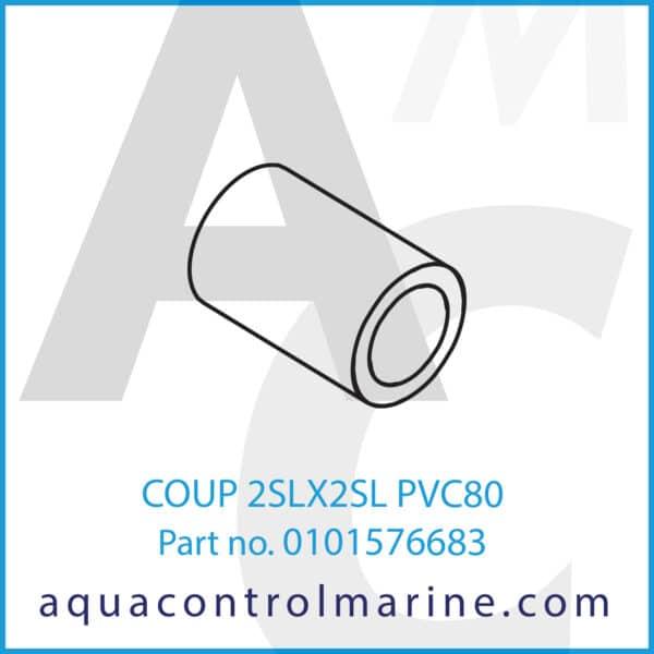 COUP 2SLX2SL PVC80