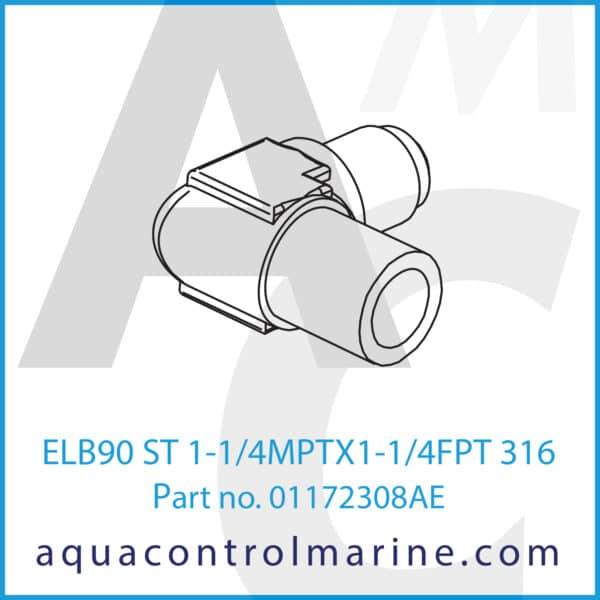 ELB90 ST 1-1_4MPTX1-1_4FPT 316