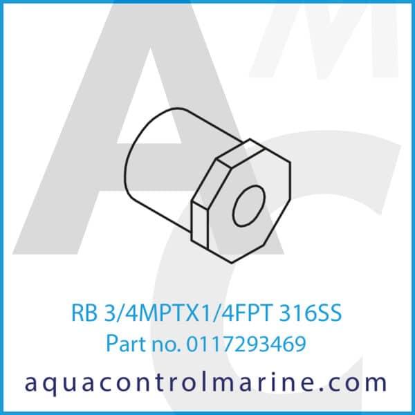 RB 3_4MPTX1_4FPT 316SS