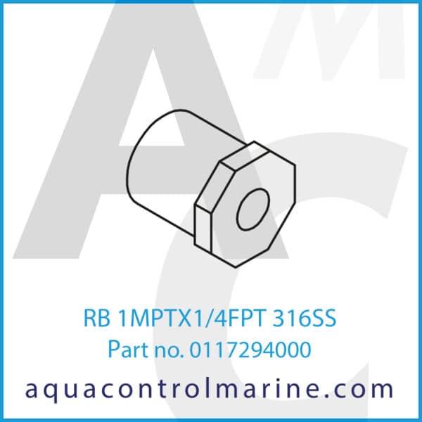 RB 1MPTX1_4FPT 316SS
