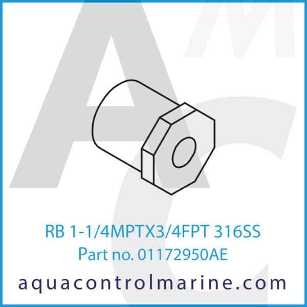 RB 1-1_4MPTX3_4FPT 316SS