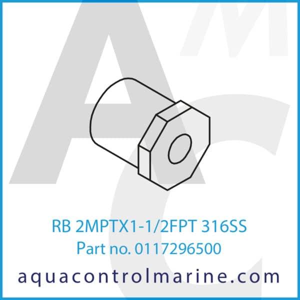 RB 2MPTX1-1_2FPT 316SS