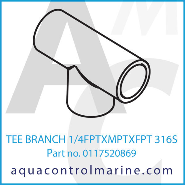 TEE BRANCH 1_4FPTXMPTXFPT 316S