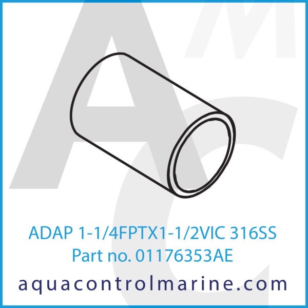 ADAP 1-1_4FPTX1-1_2VIC 316SS