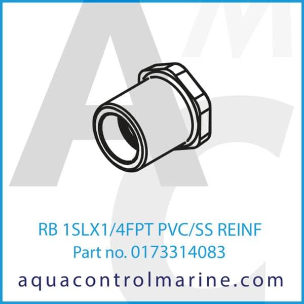 RB 1SLX1_4FPT PVC_SS REINF