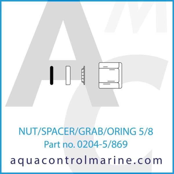 NUT_SPACER_GRAB_ORING 5_8