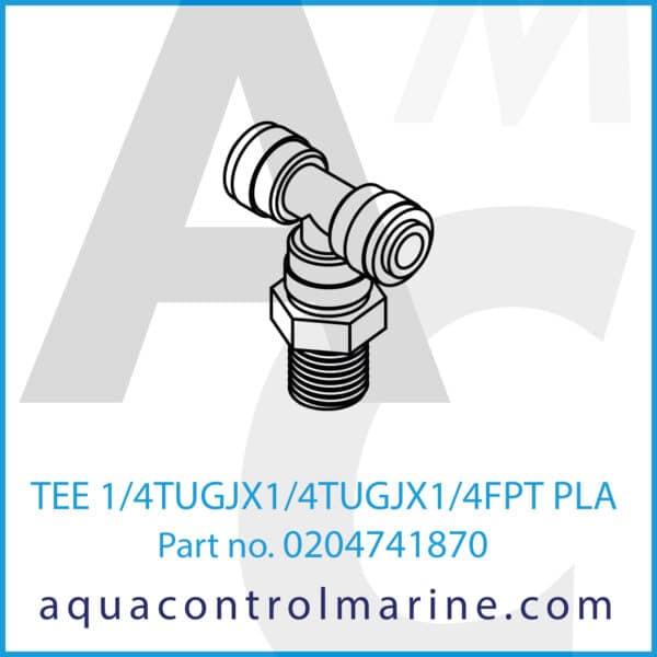TEE 1_4TUGJX1_4TUGJX1_4FPT PLA