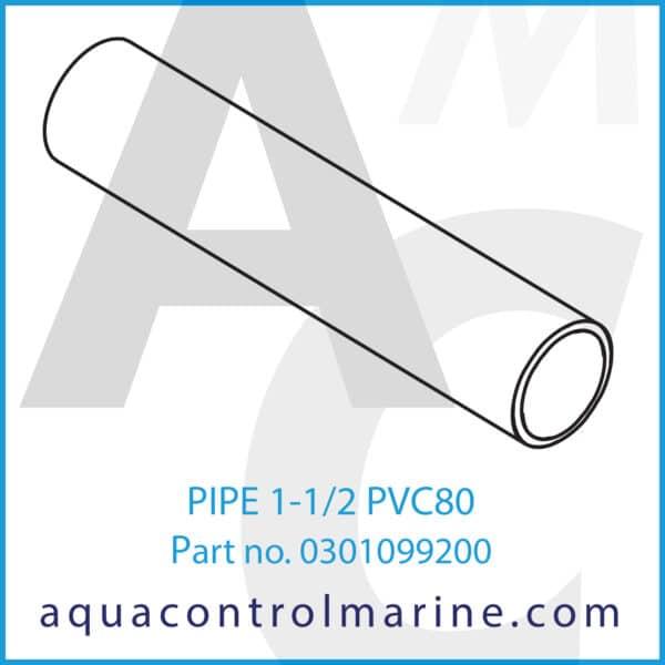 PIPE 1-1_2 PVC80