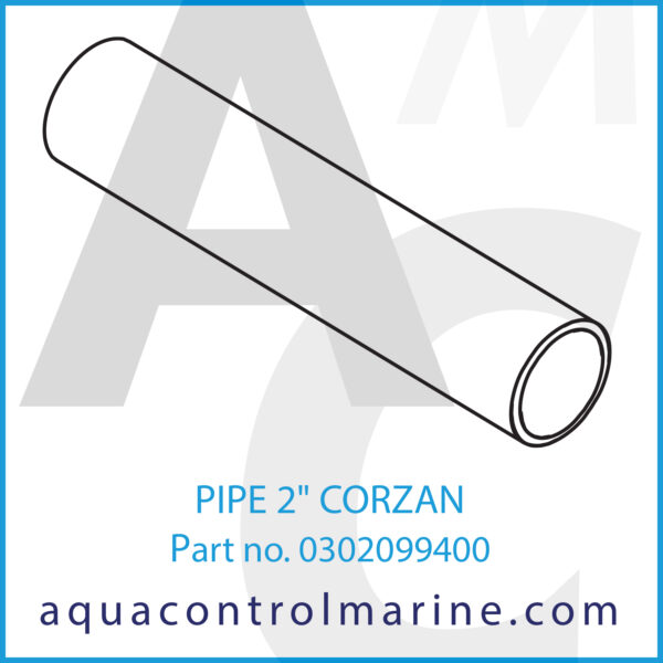 PIPE 2inch CORZAN