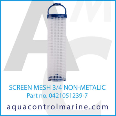 SCREEN MESH 3/4 NON-METALIC