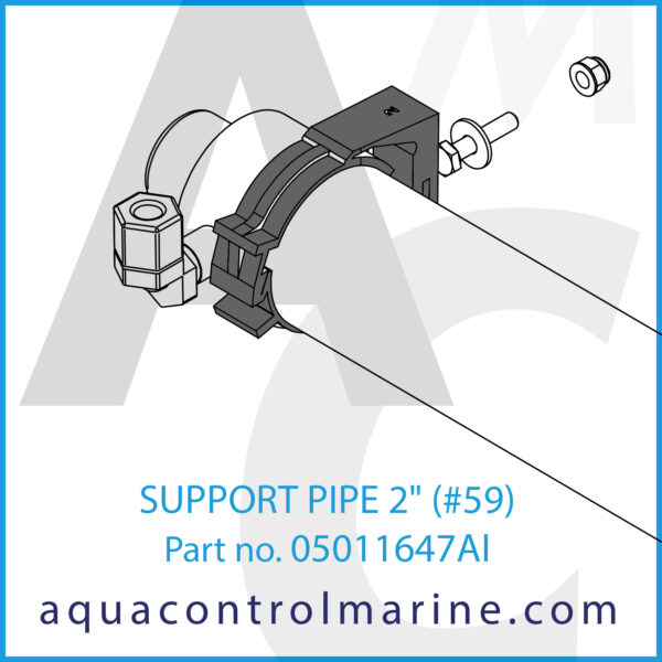 SUPPORT PIPE 2inch (59)
