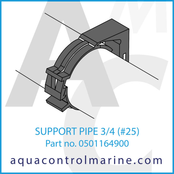 SUPPORT PIPE 3_4 (#25)
