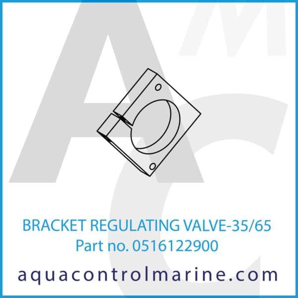 BRACKET REGULATING VALVE-35_65