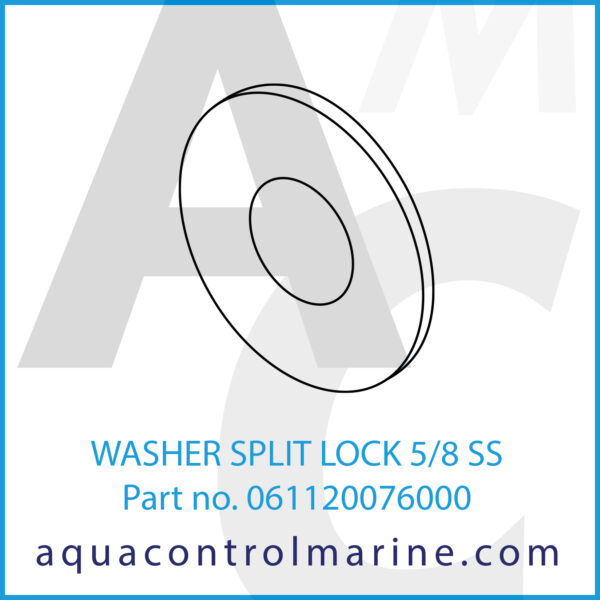 WASHER SPLIT LOCK 5_8 SS