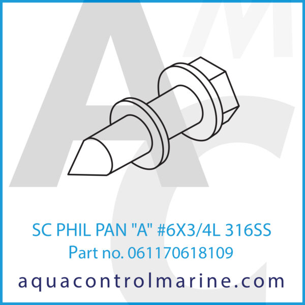 SC PHIL PAN A #6X3_4L 316SS