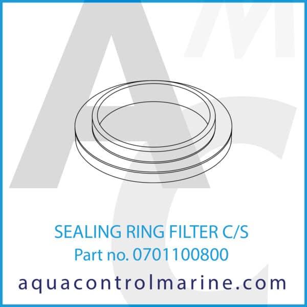 SEALING RING FILTER C_S