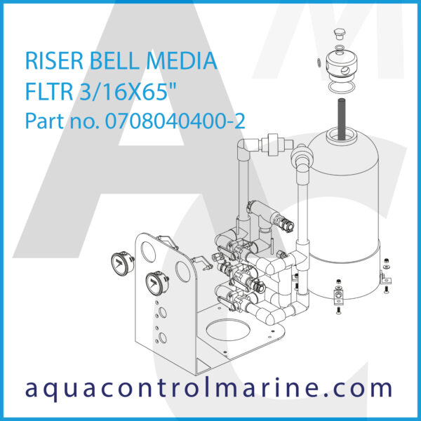 RISER BELL MEDIA FLTR 3_16X65