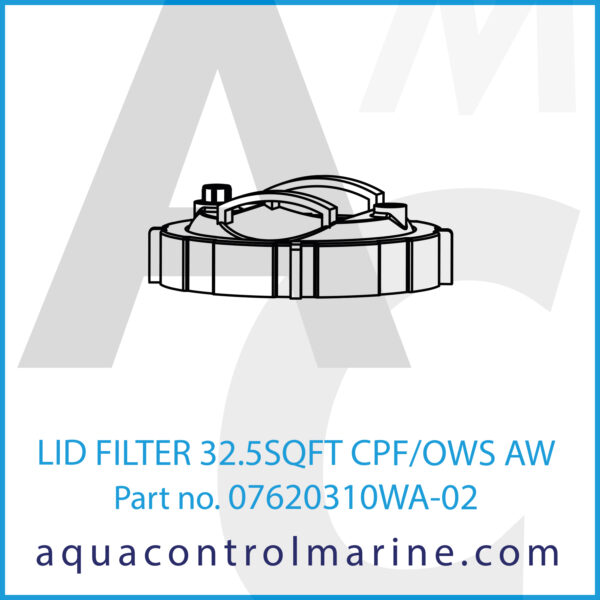LID FILTER 32.5SQFT CPF_OWS AW