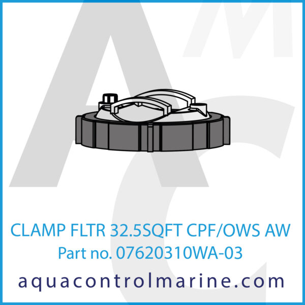 CLAMP FLTR 32.5SQFT CPF_OWS AW