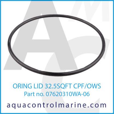 O-RING LID 32.5SQFT CPF/OWS