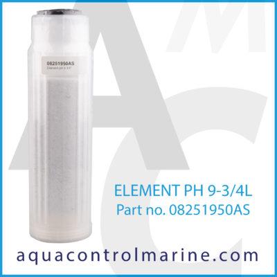 ELEMENT PH 9-3/4L