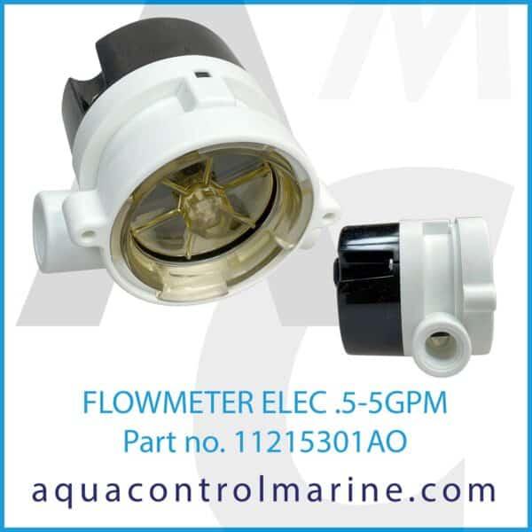 FLOWMETER ELEC .5-5GPM