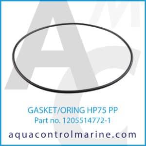 GASKET_ORING HP75 PP