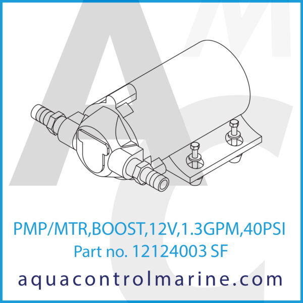 BOOSTER PMP_MTR 115V AW170