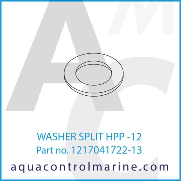 WASHER SPLIT HPP -12