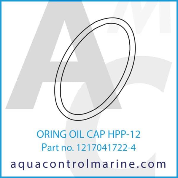 ORING OIL CAP HPP-12