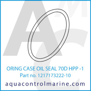 ORING CASE OIL SEAL 70D HPP -1