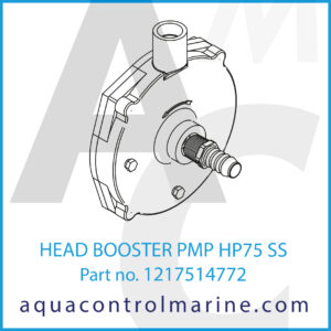 HEAD BOOSTER PMP HP75 SS