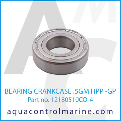 BEARING CRANKCASE .5GM HPP GP