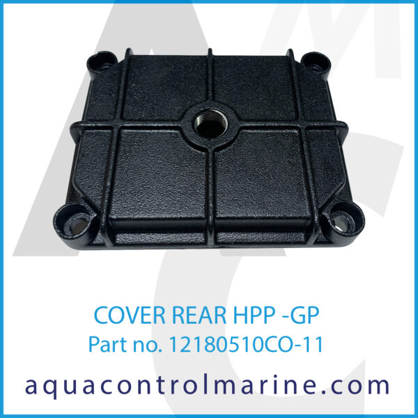 COVER REAR HPP -GP