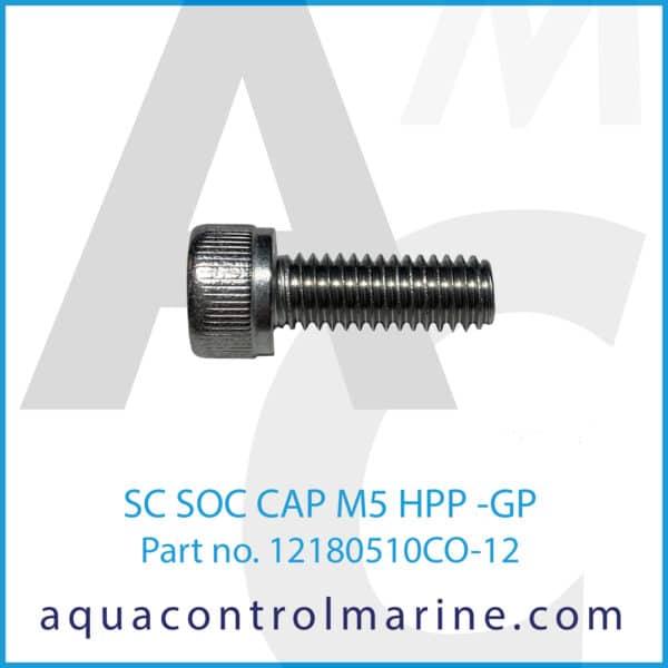 SC SOC CAP M5 HPP -GP