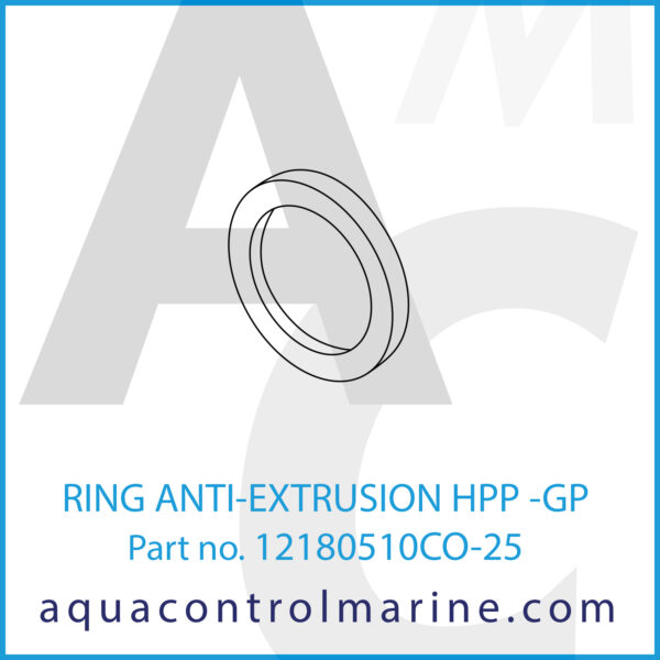 RING ANTI-EXTRUSION HPP -GP