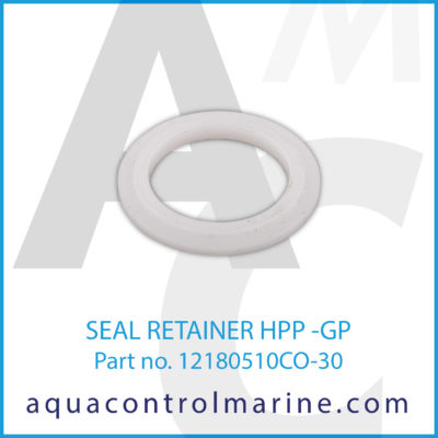 SEAL RETAINER HPP GP