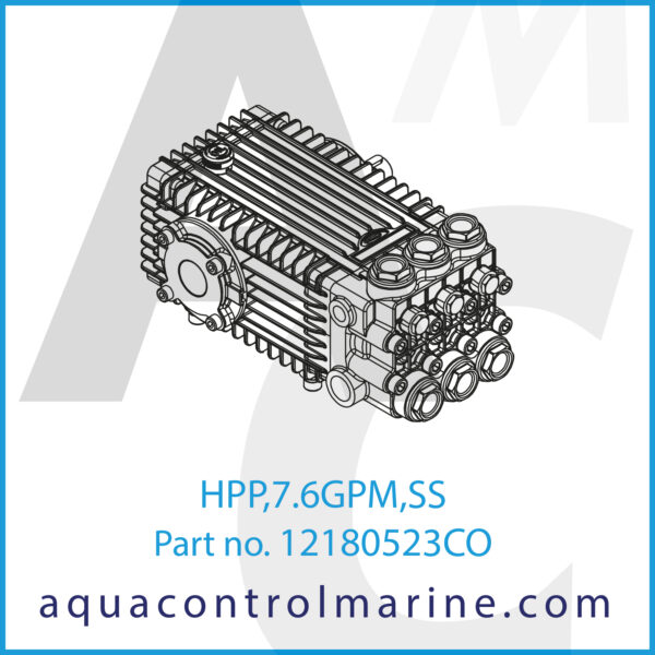 HPP,7.6GPM,SS