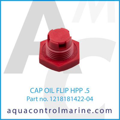 CAP OIL FLIP HPP .5