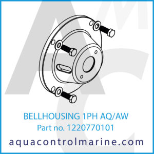 BELLHOUSING 1PH AQ_AW